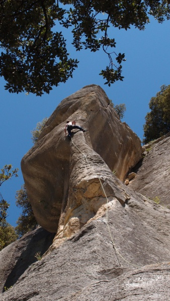 Rose des Sables 7a, a fantastic line, and thanks Luke for the flash beta!