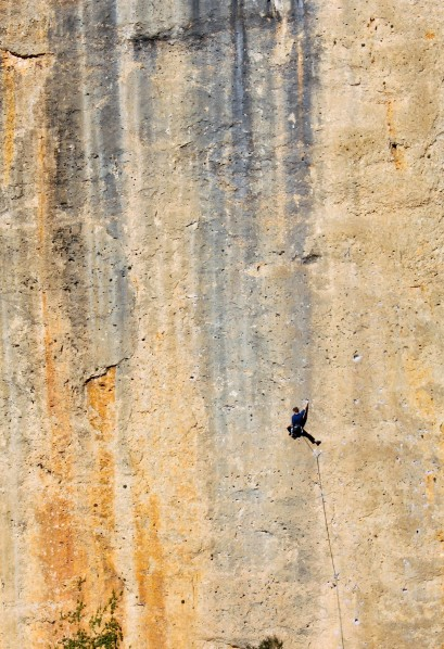 Purolitic 7a, Montsant - ace photo by Rachel Slater