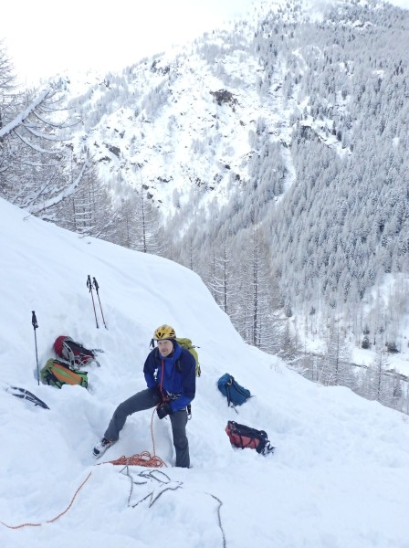 Toby gearing up for E Tutto Relativo WI4